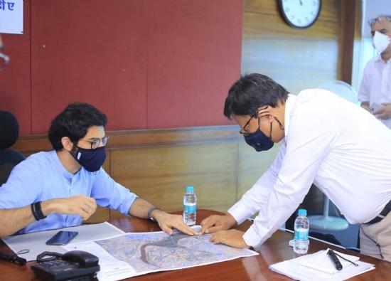 Min Aditya Thackeray Meet