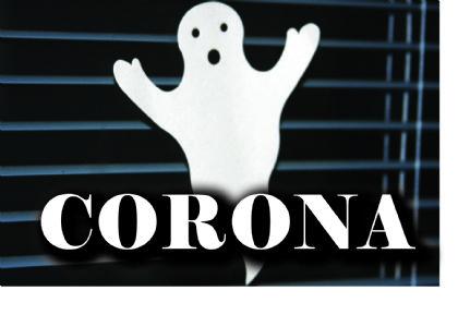 कोरोना नावाचे भूत