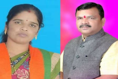 भाजपा महाराष्ट्र प्रदेश कार्यकारिणीवर सुरेखा थेतले सदस्यपदी तर हरिश्चंद्र भोये यांची निमंत्रित सदस्यपदी निवड
