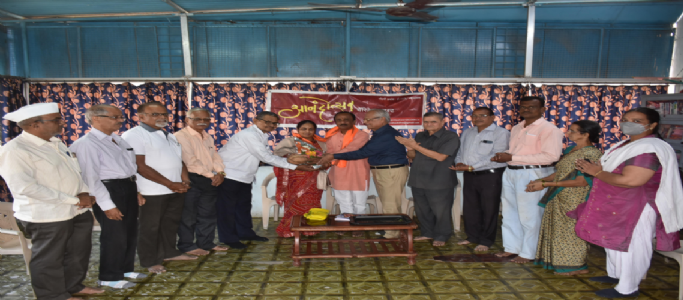 नाथसंप्रदायाच्या इंटरनॅशनल सेमिनारमधील चवंडके यांचा सहभाग महाराष्ट्रास भूषणास्पद -प्रा.डाॅ.अनिल सहस्त्रबुध्दे