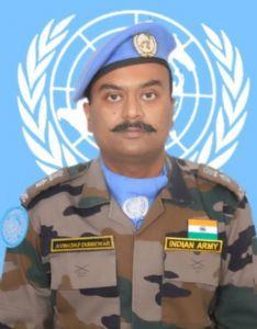 कर्नल डॉ. अविनाश डुब्बेवार यांची गरुडझेप