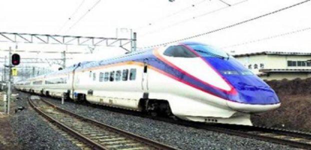 मुंबई - हैदराबाद बुलेट ट्रेन धावणार
